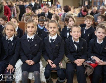 Huszonöt éves a szentendrei Szent András Katolikus Általános Iskola és Óvoda
