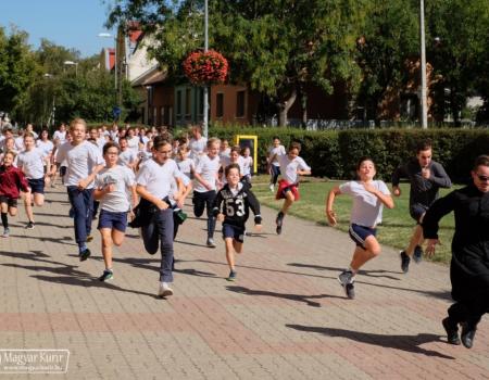 Európai Diáksport Napja a kispesti Reménység Katolikus Általános Iskolában