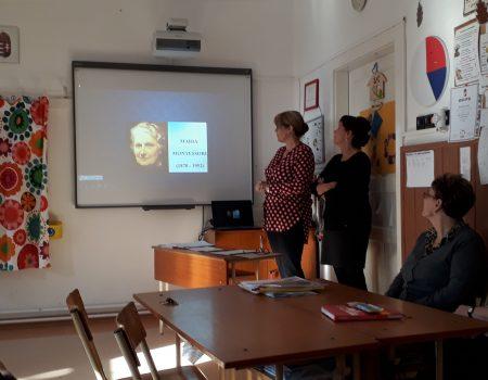 Montessori-s továbbképzés a Don Boscóban