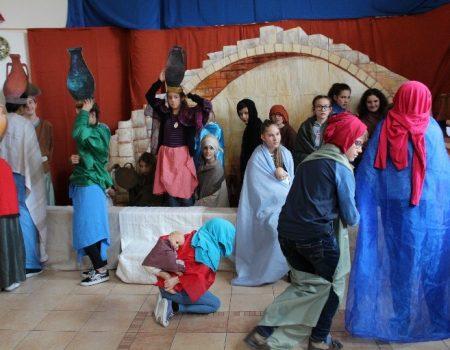 Művészeti verseny a Pannonia Sacra Iskolában