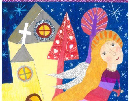 Online karácsonyi kiállítás