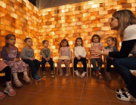 Kisfilm a Liliomkert óvodáról